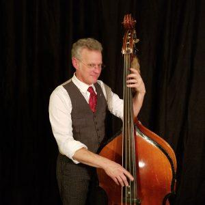 Alan Parks, Bass and Vocals
