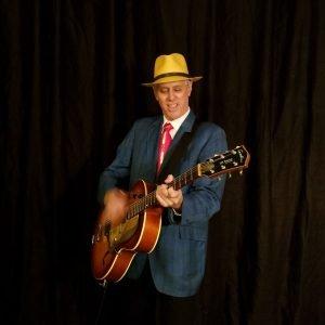 Mark Larson, Guitar and Vocals